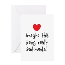 Use Your Imagination Greeting Cards