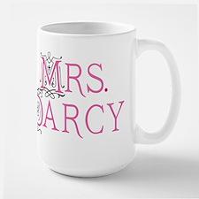 Mrs Darcy Jane Austen MugMugs