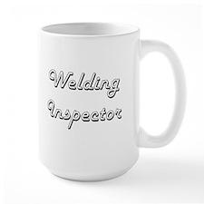 Welding Inspector Classic Job Design Mugs