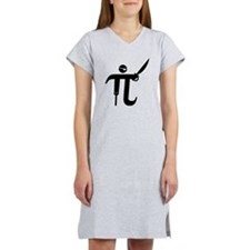 Pirate Pi Women's Nightshirt