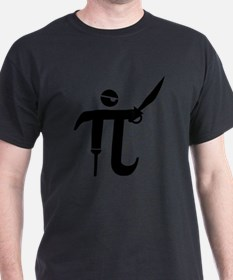 Pirate Pi T-Shirt