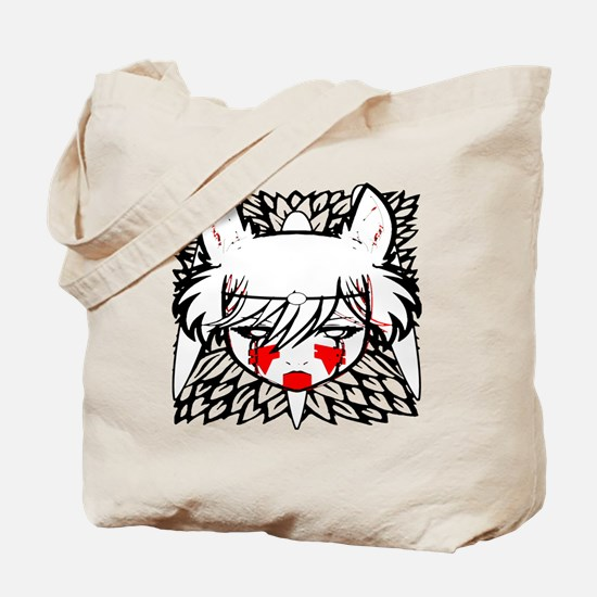 wolf princess Tote Bag