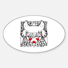 wolf princess Decal
