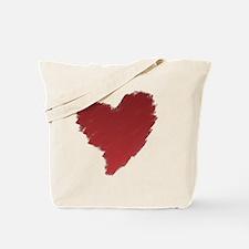 Funny Haert Tote Bag