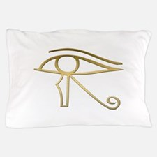 Eye of Horus Egyptian symbol Pillow Case