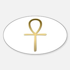 Ankh cross Egyptian symbol Decal