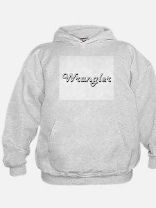 Wrangler Classic Job Design Hoodie