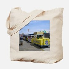 Watch the Tram Car  Tote Bag