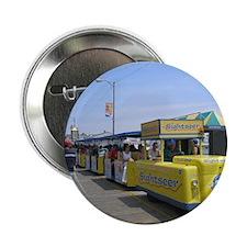 "Watch the Tram Car  2.25"" Button"