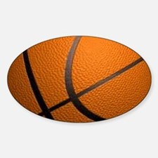 Basketball Sports Decal