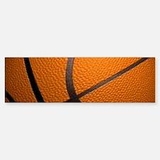 Basketball Sports Bumper Bumper Bumper Sticker
