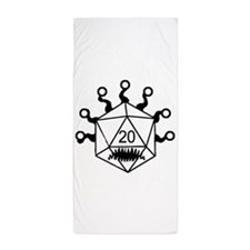 Cute Dungeon Beach Towel