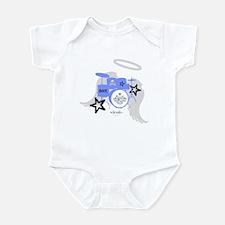 Blue Baby Drums Infant Bodysuit