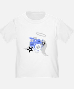 Blue Baby Drums T