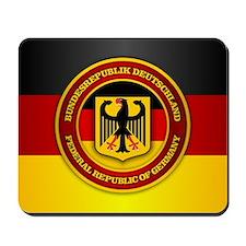 Deutschland Emblem Mousepad