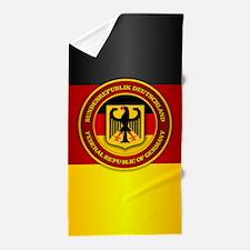 Deutschland Emblem Beach Towel