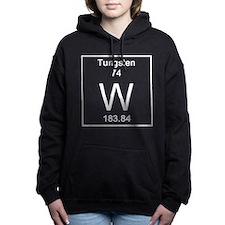 74. Tungsten Women's Hooded Sweatshirt