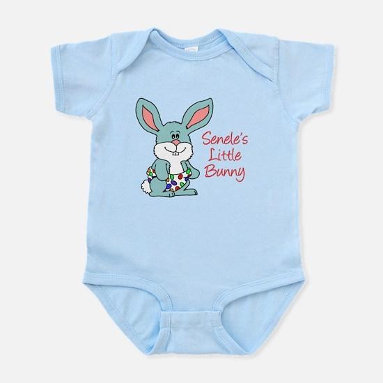 Senele's Little Bunny Body Suit