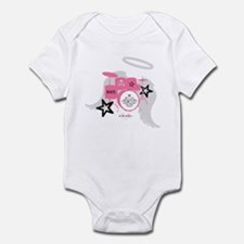 Pink Baby Drums Infant Bodysuit