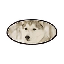Siberian Husky Patch