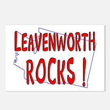 Leavenworth Rocks ! Postcards (Package of 8)
