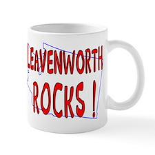 Leavenworth Rocks ! Mug