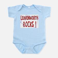 Leavenworth Rocks ! Infant Bodysuit