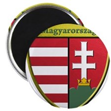"Unique Budapest hungary 2.25"" Magnet (10 pack)"