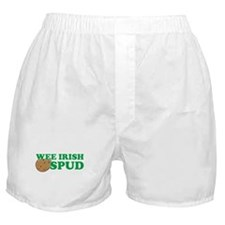 Wee Irish Spud Boxer Shorts