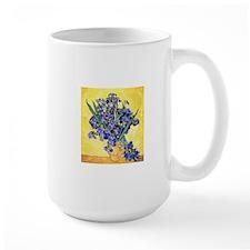 Van Gogh Iris Vase Mugs
