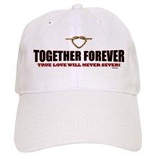 Together Forever Baseball Baseball Cap