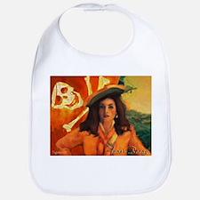 Anne Bonny & Orange Roger Bib