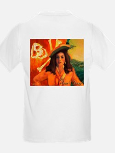 Anne Bonny & Orange Roger T-Shirt