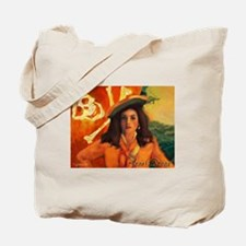 Anne Bonny & Orange Roger Tote Bag