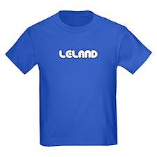 LeelanauKids.com Leland T-Shirt