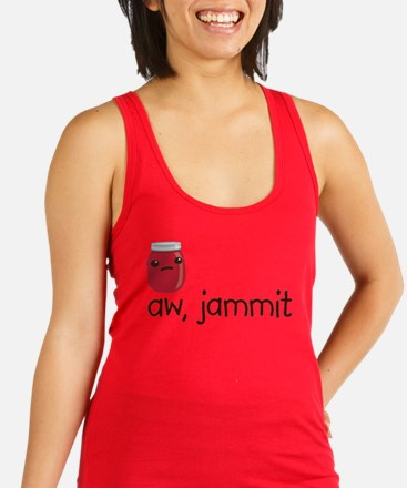 aw, jammit Tank Top