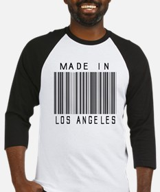 Los Angeles barcode Baseball Jersey