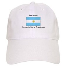 Married to an Argentinean Baseball Cap