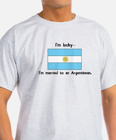 Married to an Argentinean T-Shirt