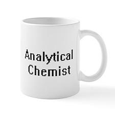 Analytical Chemist Retro Digital Job Design Mugs
