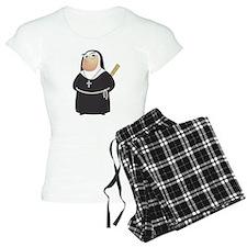 Angry Nun Pajamas