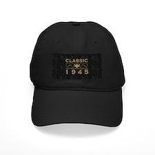 1945 Birth Year Baseball Hat