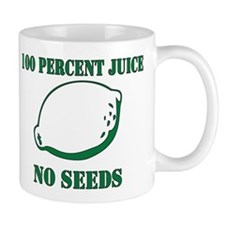 Juice No Seeds Mug