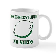 Juice No Seeds Small Mug