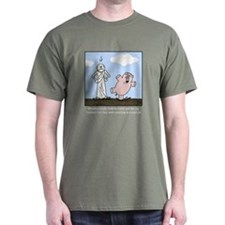 Socrates and the Pig T-Shirt