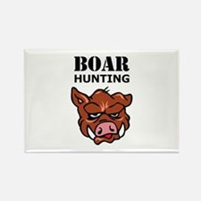 BOAR HUNTING Magnets