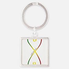 Infinite Love Reggae Keychains