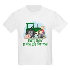 Farm Livin' (Boy) T-Shirt