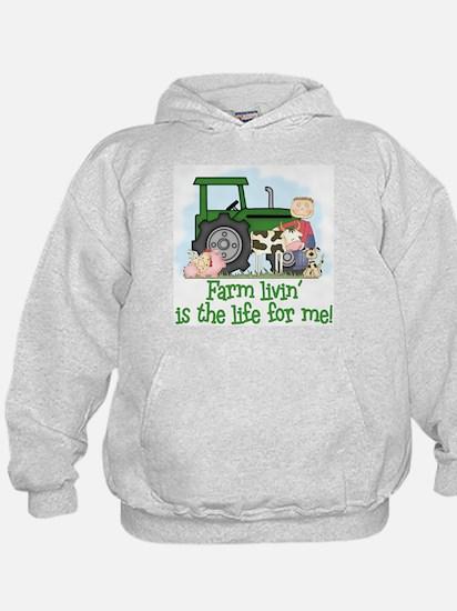 Farm Livin' (Boy) Hoody