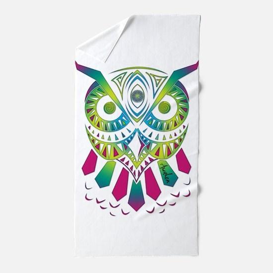 Cute Rave Beach Towel